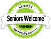 Seniors Welcome Certified Location