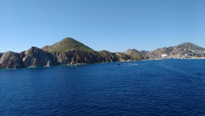 Overlooking Cabos from the Royal Carribean